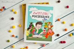Zwierzaki Pocieszaki - ilustracje doksiążki