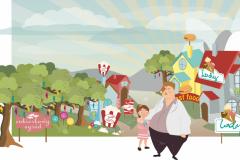 """Głodni zmian - ilustracje dla akcji społecznej prowadzonej przezfundację """"My pacjenci"""""""