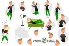 "brandhero dla bloga ""Mama wbiegu"""